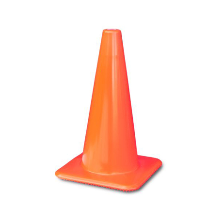 cones/colored safety cones 1850-00