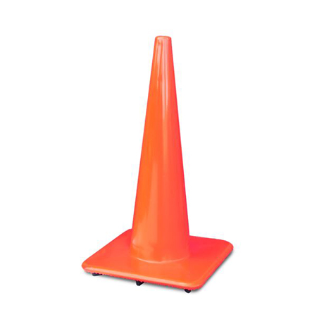 cones/colored safety cones 2825-10
