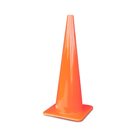 cones/colored safety cones 3650-08