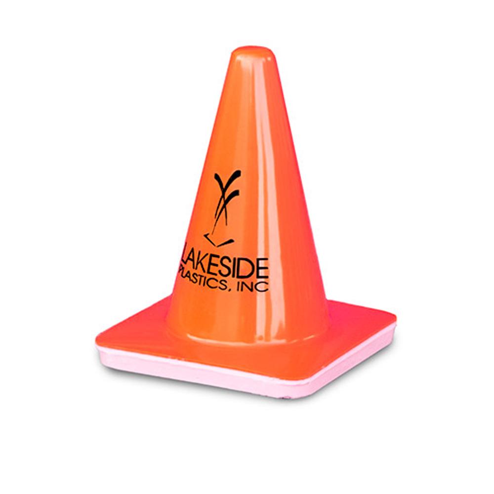 0550-L = 5 Inch Cone With Silk Screen Lakeside Plastics